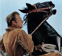 Le cheval de Winnetou
