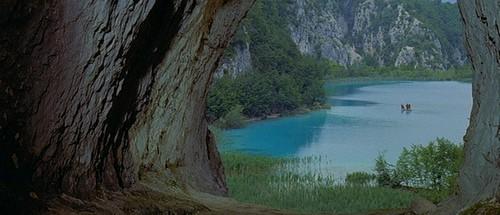 Grotte du lac d'argent